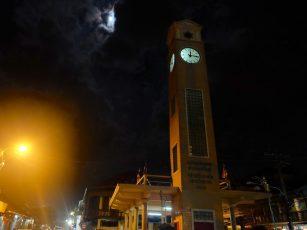 Vietnamese Clock Tower Nakhon Phanom