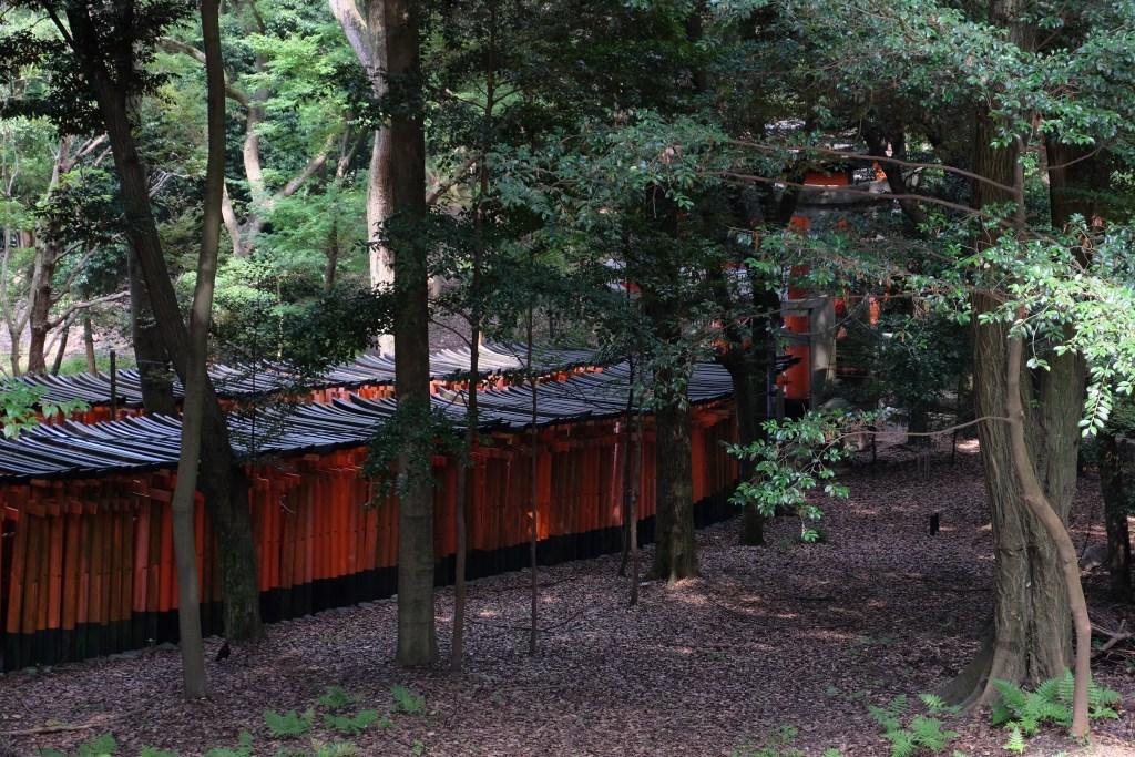 Fushimi Inari Taisha (伏見稲荷大社) Shrine