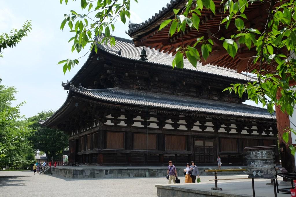 Main Hall Tō-ji Temple Kyoto
