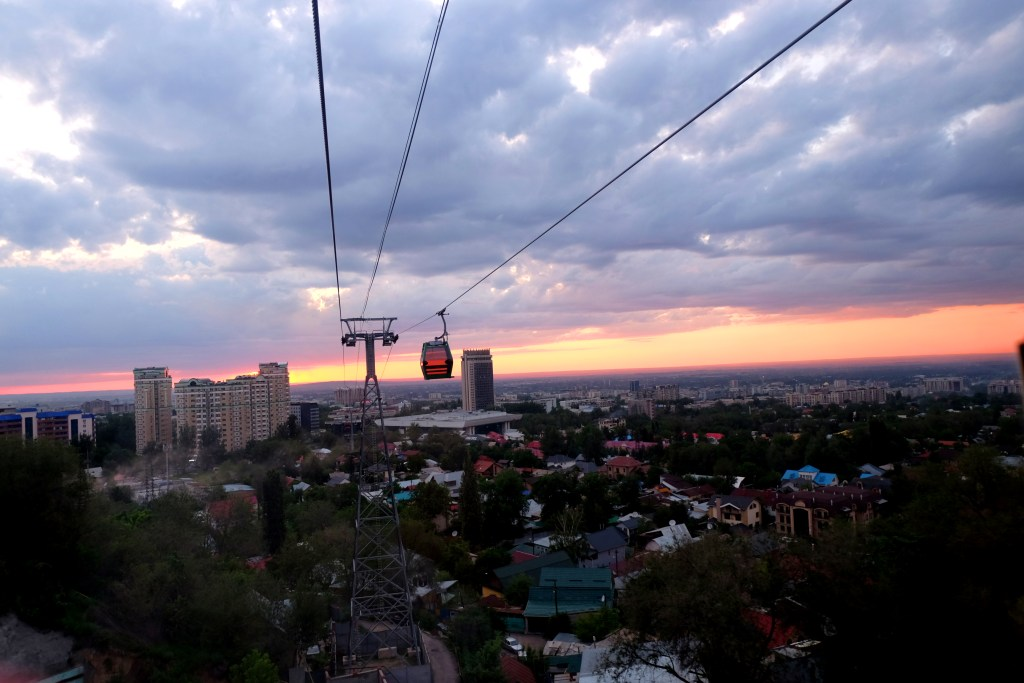Cable Car to Kok Tube