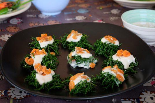 Seepweed Appetizers Samut Sakhon