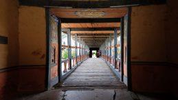 Rinpung Dzong, Paro Bhutan Bridge
