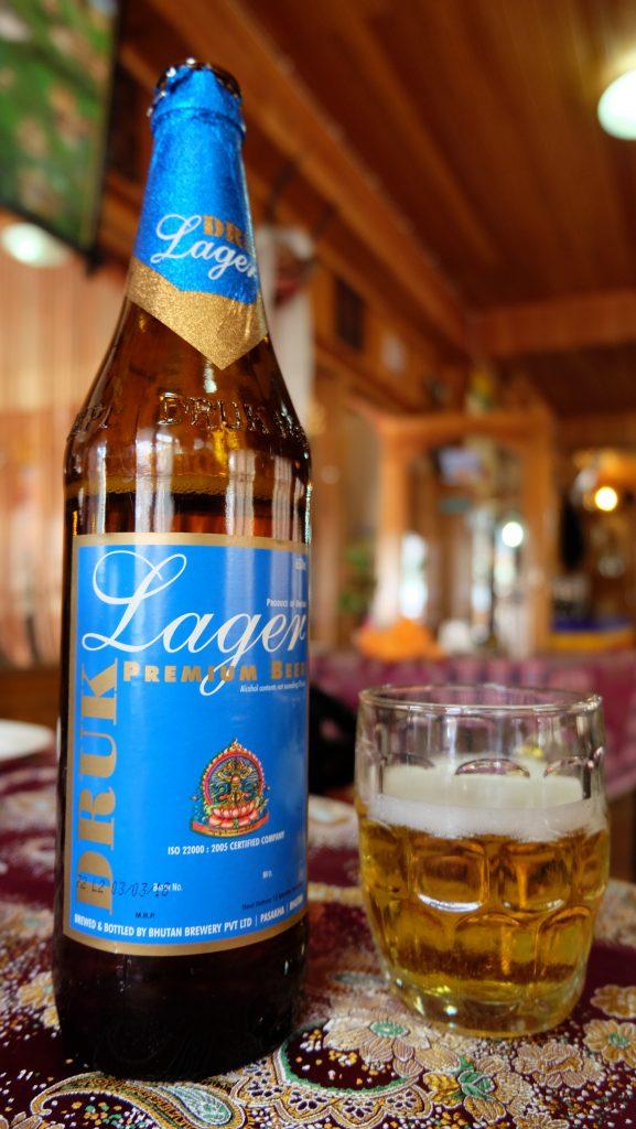 Druk Lager Beer Bhutan