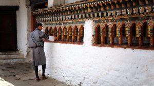 Kichu lhakhang, Paro Bhutan
