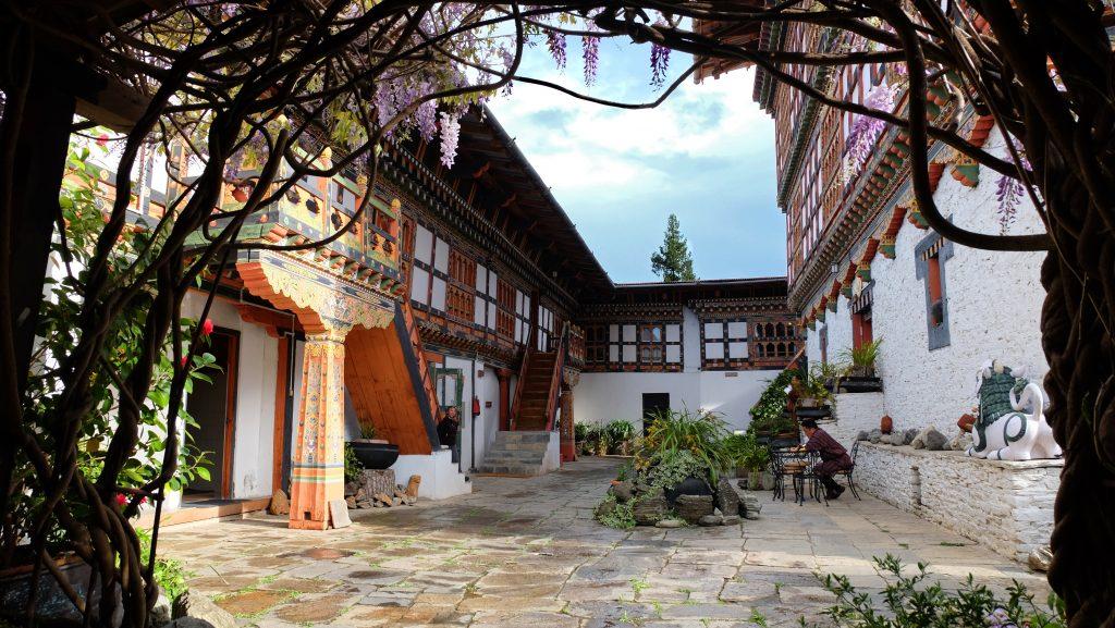 Gangtey Palace Hotel Paro Bhutan