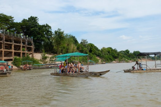Irrawaddy Dolphin Viewing