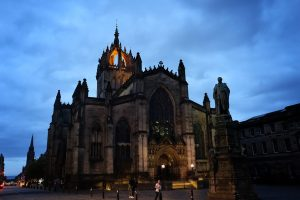 St. Giles' Cathedral Edinburgh