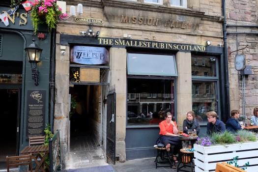 Wee Pub Edinburgh