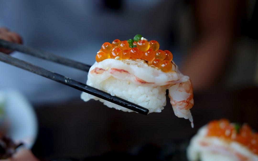 Gallery Sushi – Tasty Epic Sized Sushi in Bangkok!