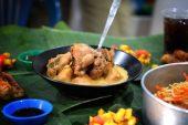 Guinataan Style Chicken Adobo