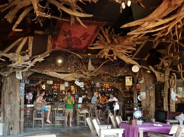 Hippie Bar Buffalo Bay Beach Koh Phayam