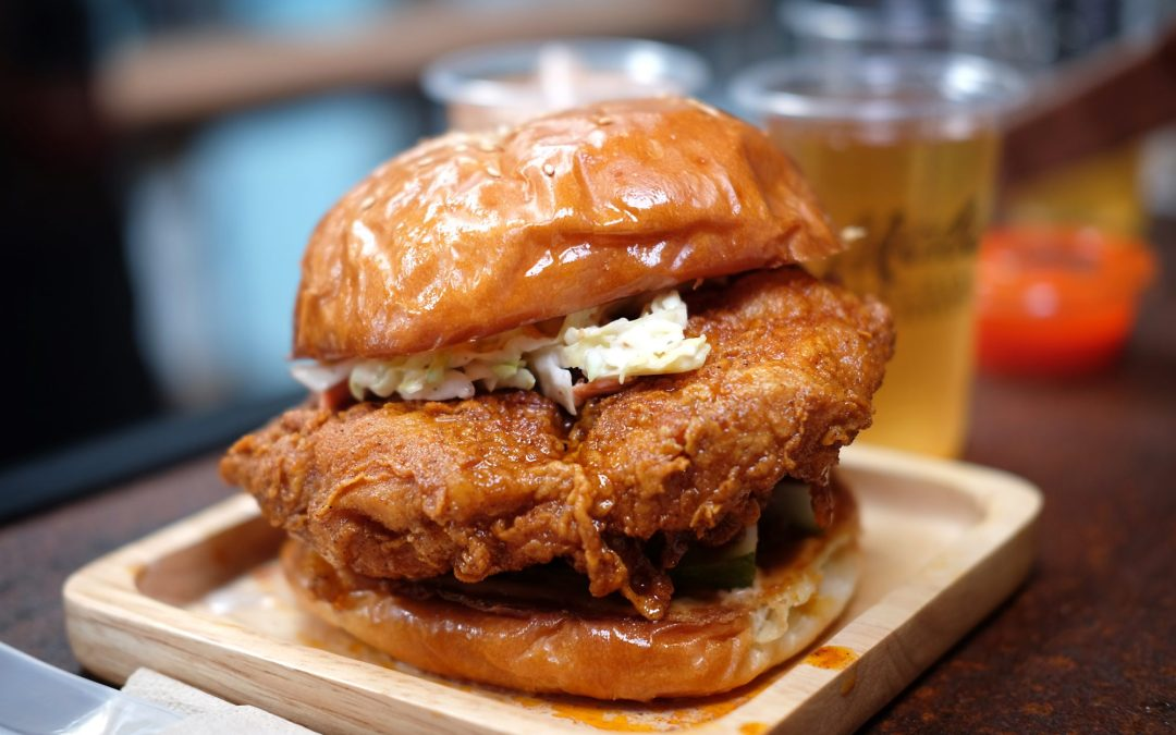 Clucking Donut – Southern Fried Chicken & Fresh Donuts