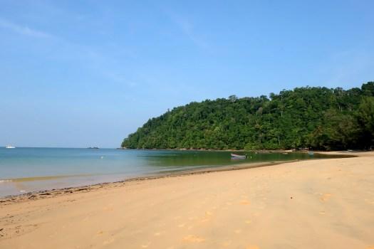 Koh Phayam Buffalo Bay Beach