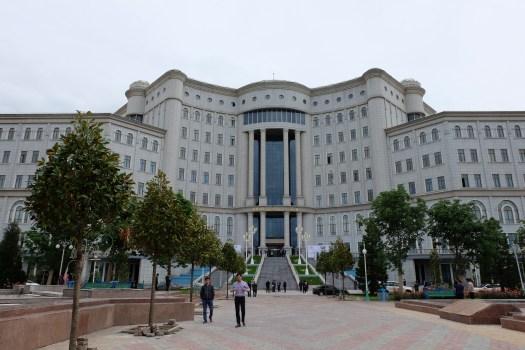 National Library Dushanbe