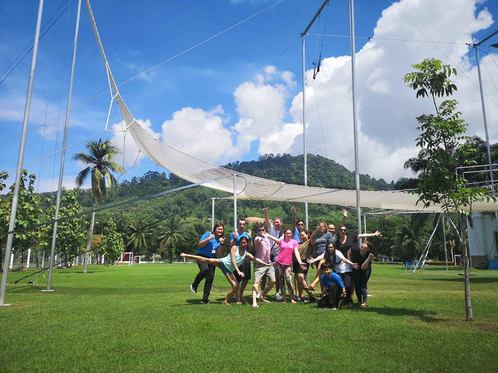 Trapeze MACA Phuket