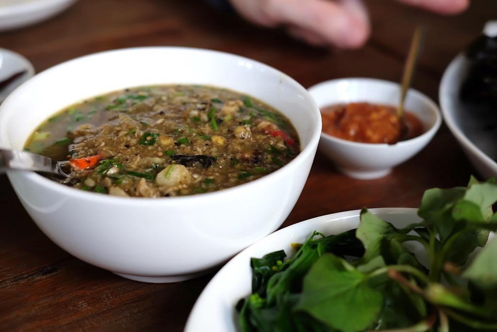 Xieng Khouang-style Fish Laab at Doi Ka Noi