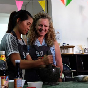 Courageous Kitchen – Cooking Thai to Support Youth!