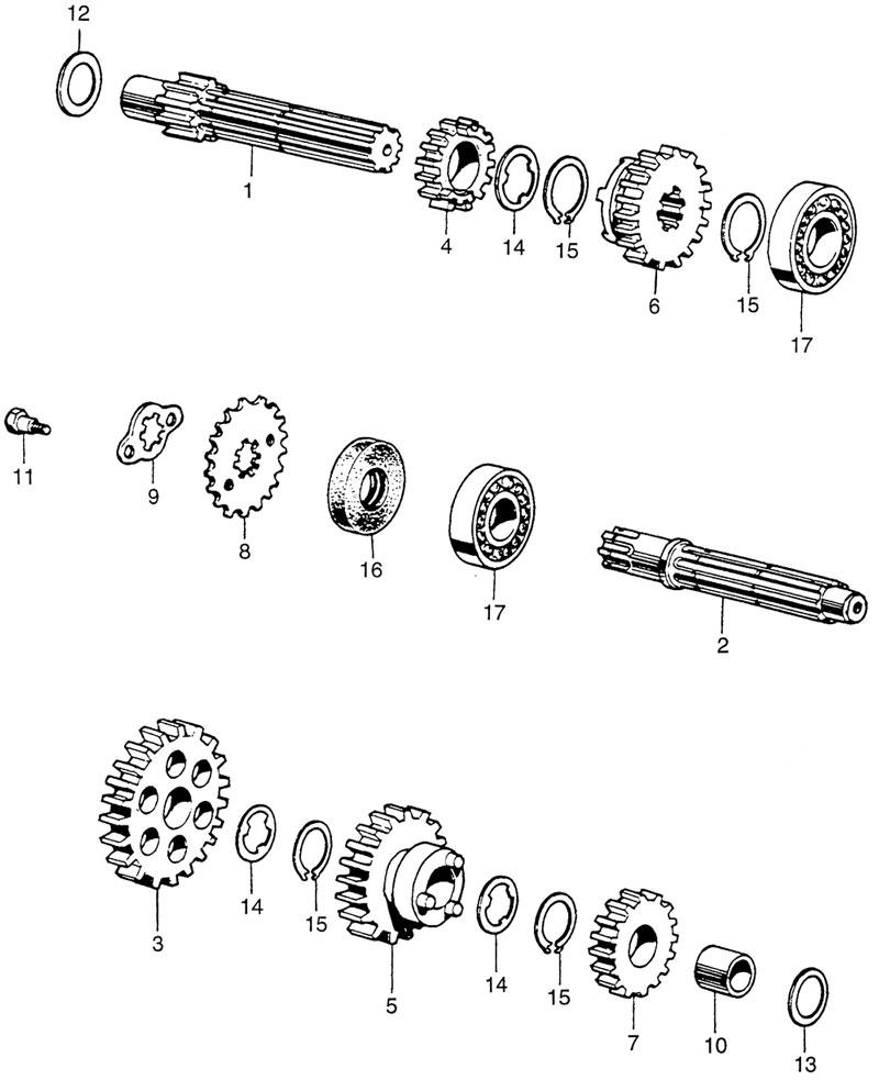 1971 Honda Ct90 Parts Diagram. Honda. Auto Wiring Diagram