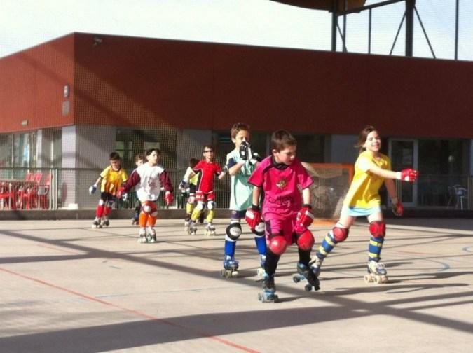 1r Campus Xavi Barroso