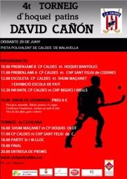 cartell-4t-torneig-david-canon-caldes-de-malavella