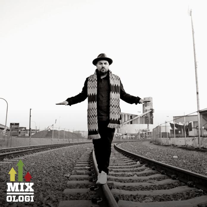 Mixologi Radio 01 - Anthony Valadez