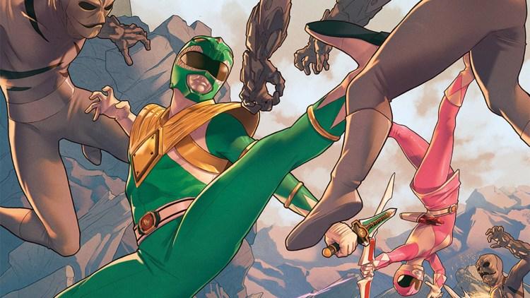 Saban's Power Rangers by Kyle Higgins