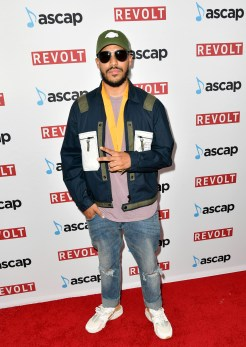 BEVERLY HILLS, CA - JUNE 22: Mad Max at the ASCAP 2017 Rhythm & Soul Music Awards at the Beverly Wilshire Four Seasons Hotel on June 22, 2017 in Beverly Hills, California. (Photo by Earl Gibson III/Getty Images for ASCAP)