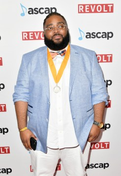 BEVERLY HILLS, CA - JUNE 22: Traxx Sanders at the ASCAP 2017 Rhythm & Soul Music Awards at the Beverly Wilshire Four Seasons Hotel on June 22, 2017 in Beverly Hills, California. (Photo by Earl Gibson III/Getty Images for ASCAP)