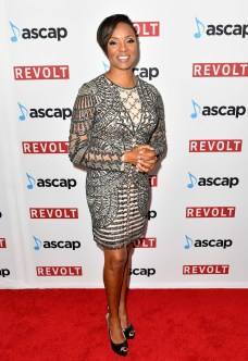 BEVERLY HILLS, CA - JUNE 22: MC Lyte at the ASCAP 2017 Rhythm & Soul Music Awards at the Beverly Wilshire Four Seasons Hotel on June 22, 2017 in Beverly Hills, California. (Photo by Earl Gibson III/Getty Images for ASCAP)