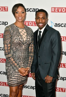 BEVERLY HILLS, CA - JUNE 22: MC Lyte (L) at the ASCAP 2017 Rhythm & Soul Music Awards at the Beverly Wilshire Four Seasons Hotel on June 22, 2017 in Beverly Hills, California. (Photo by Earl Gibson III/Getty Images for ASCAP)