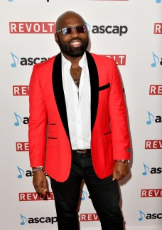 BEVERLY HILLS, CA - JUNE 22: Richie Stephens at the ASCAP 2017 Rhythm & Soul Music Awards at the Beverly Wilshire Four Seasons Hotel on June 22, 2017 in Beverly Hills, California. (Photo by Earl Gibson III/Getty Images for ASCAP)