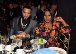 BEVERLY HILLS, CA - JUNE 22: French Montana and Remy Ma at the ASCAP 2017 Rhythm & Soul Music Awards at the Beverly Wilshire Four Seasons Hotel on June 22, 2017 in Beverly Hills, California. (Photo by Lester Cohen/Getty Images for ASCAP)