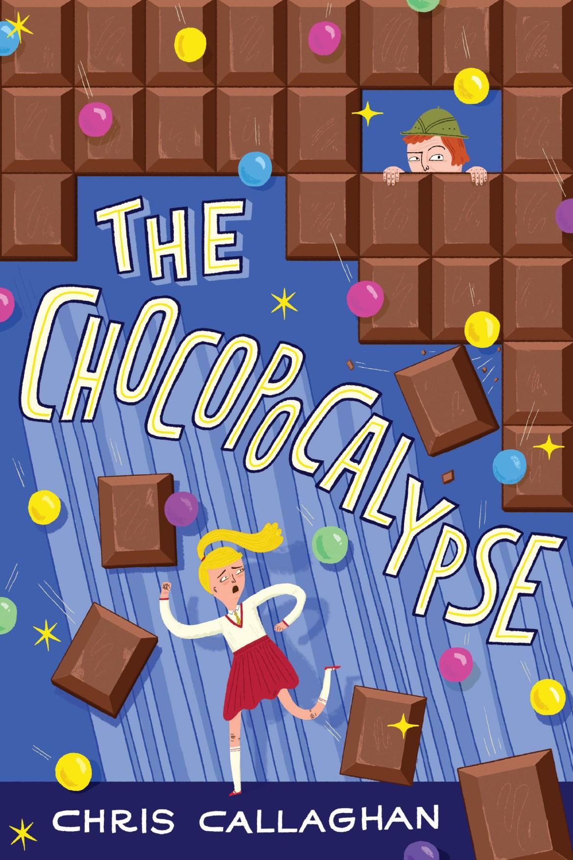 Chocopocalypse, Great Chocoplot, Chris Callaghan, chocolate
