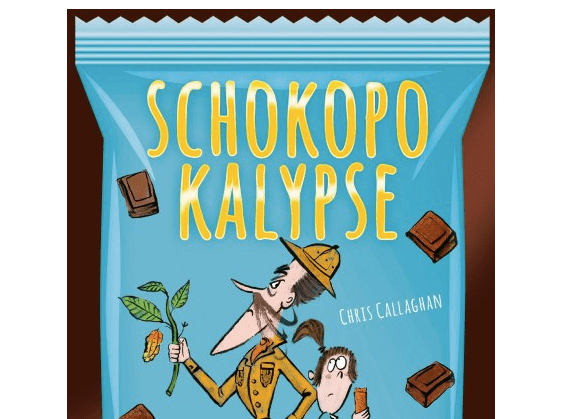 Great Chocoplot, Chris Callaghan, Schokopokalypse, schokolade, chocolate