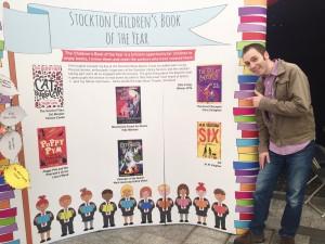 Stockton Book Festival Shortlistee!!!