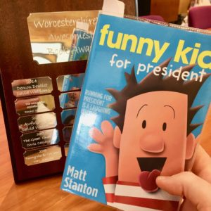 Matt Stanton, Funny Kid for President