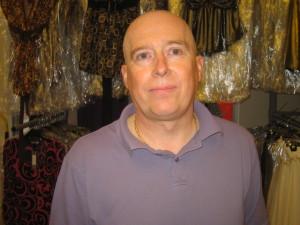 Chris after chemo