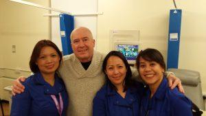 Finishing ECP treatment Dec 2014