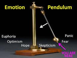 The cancer pendulum 1