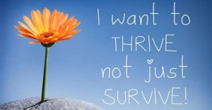 thrive-or-survive