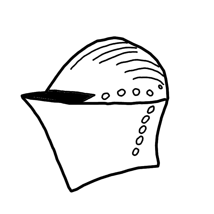 Spartan Shield Coloring Pages