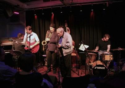 Chris Allard Band with guest Sir John Dankworth