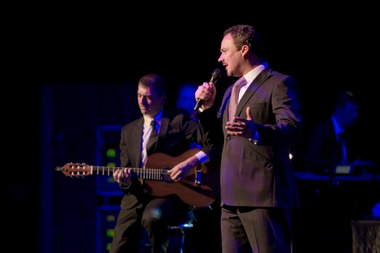Royal Festival Hall with Russell Watson 2014