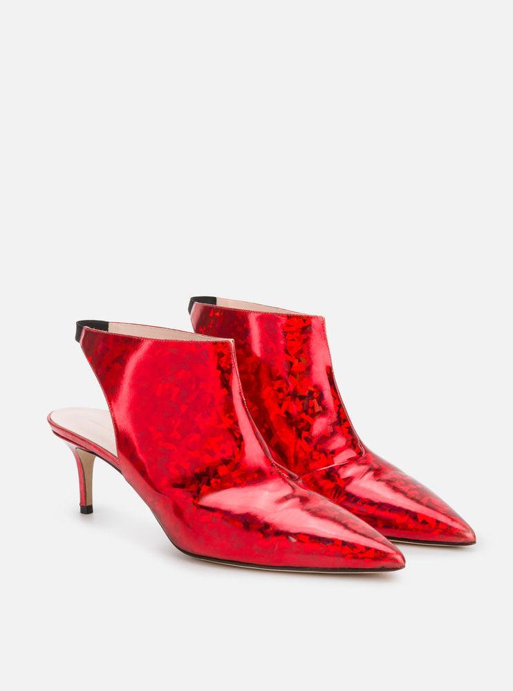 Holiday Sale Shopping Slingback Shoes