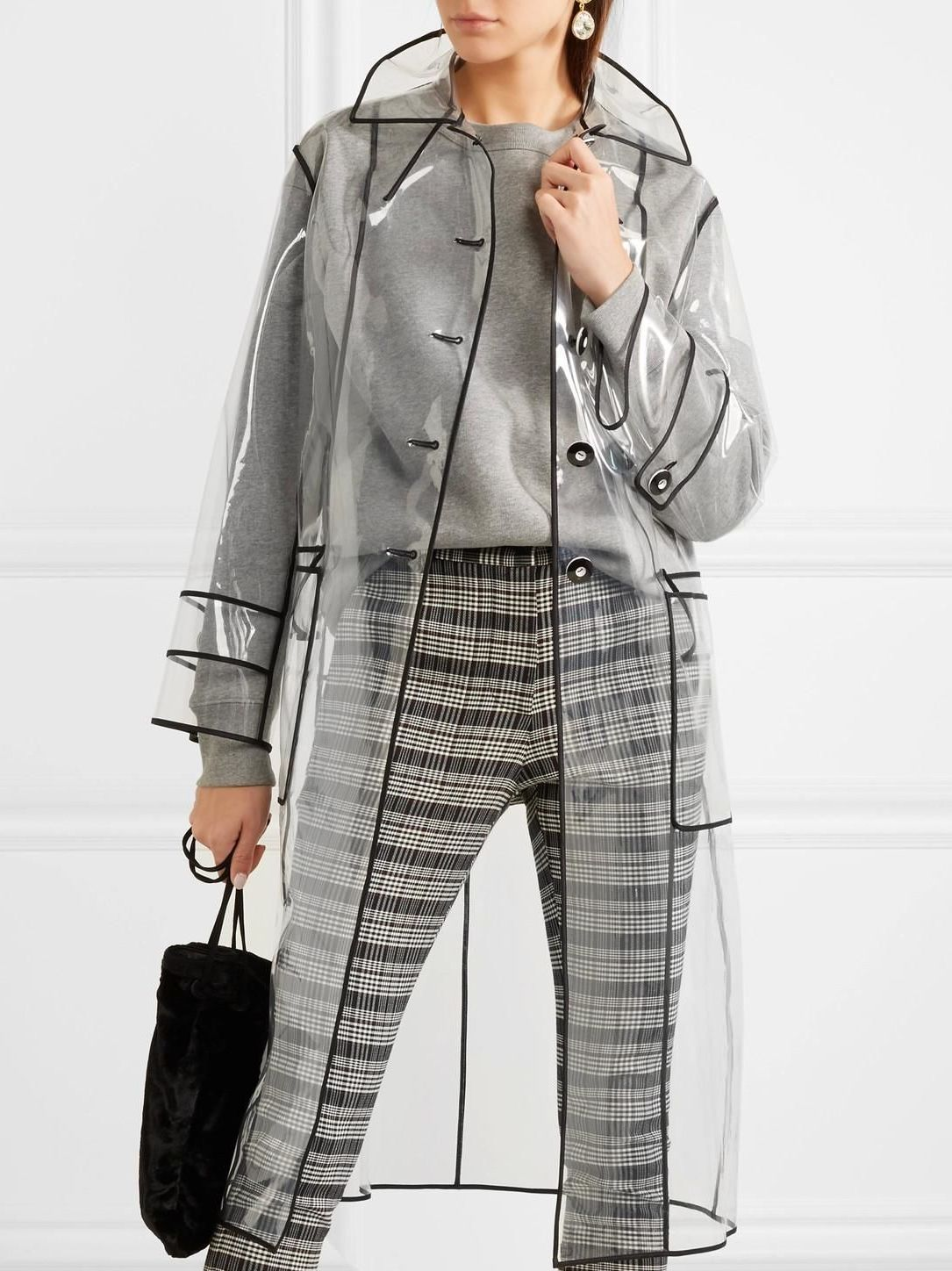 Holiday Sale Shopping Trench Coat