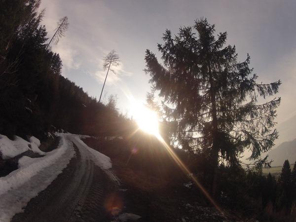 Mutterer Alm panoramaweg