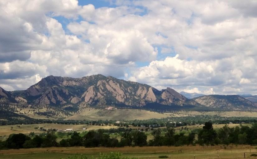 The Boulder Update