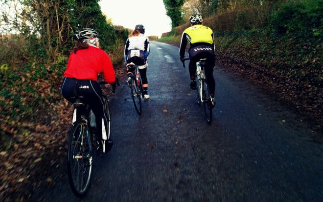 First ride with Sarah and Trevor for a very long time. We explored the country lanes of Hampshire