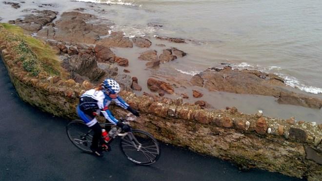 Finding the less traveled path around the North Devon coast