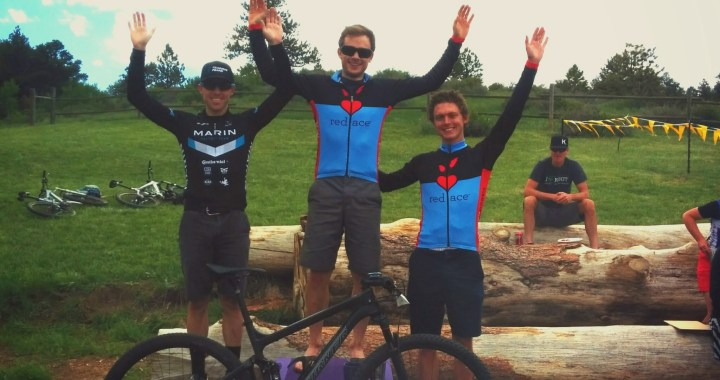 Podiums are great. Theyre even better when they're shared with two of my closest friends